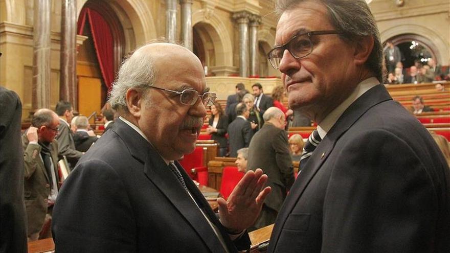 Mas asegura que Cataluña se puede pagar la construcción de un nuevo Estado