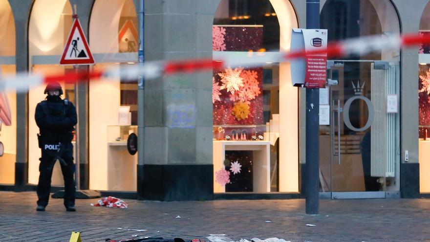Al menos dos muertos en Alemania atropellados por un automóvil en una zona peatonal