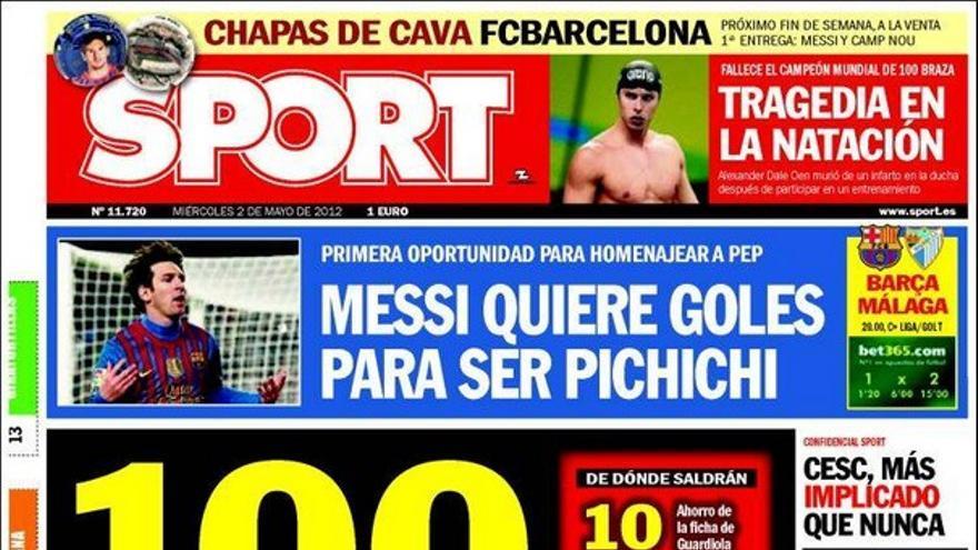 De las portadas del día (02/05/2012) #15