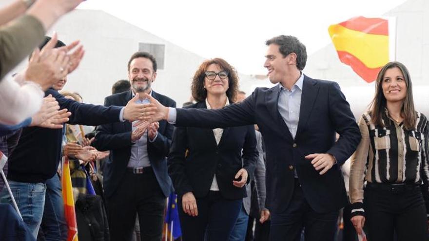 """Soraya Rodríguez niega el """"Estado plurinacional"""" y la """"tregua"""" al separatismo"""