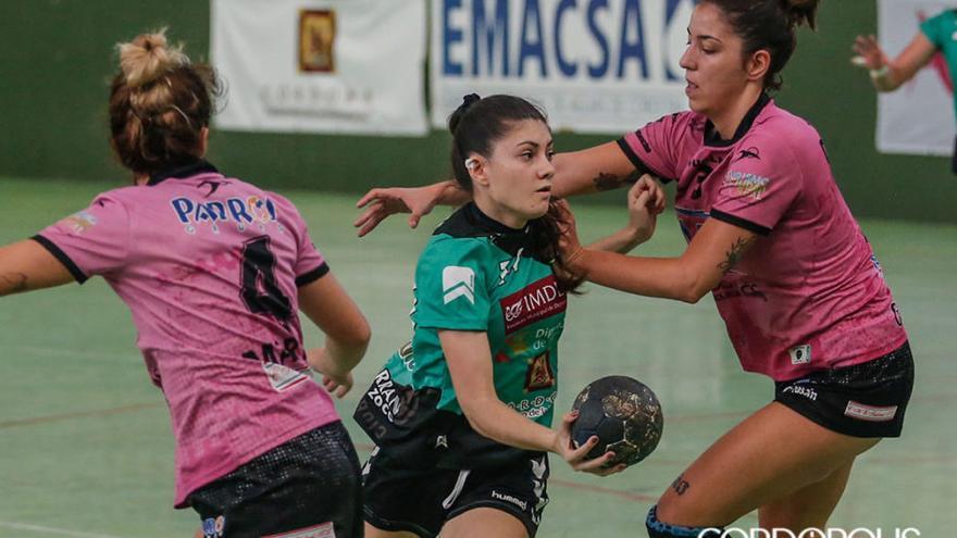 Lance de un partido del Adesal en la actual temporada liguera | ÁLEX GALLEGOS