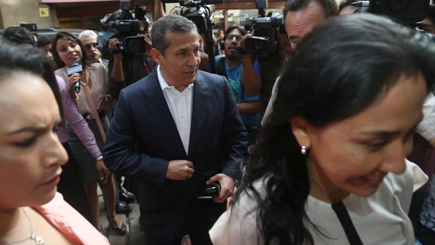 Juez dictará hoy sobre el pedido de prisión preventiva contra Humala y su esposa