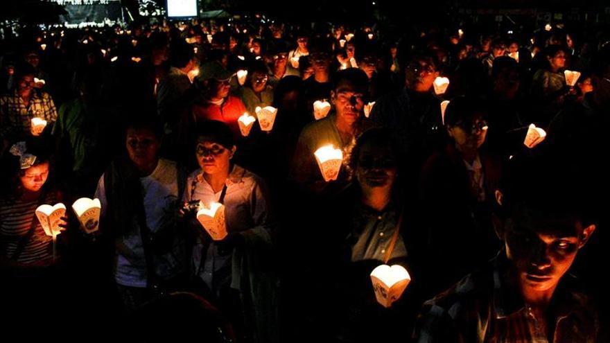 Conmemoran los 24 años de la matanza de sacerdotes jesuitas en El Salvador