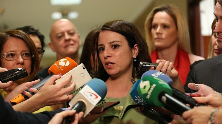 Una diputada del equipo de Sánchez pide formalmente la dimisión de Heredia como número dos del PSOE en el Congreso