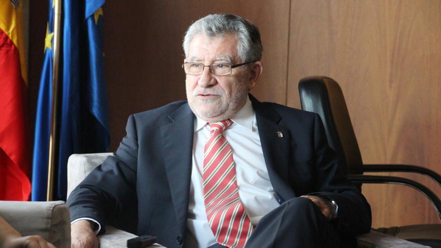 El consejero de Educación, Cultura y Deportes, Ángel Felpeto / JCCM
