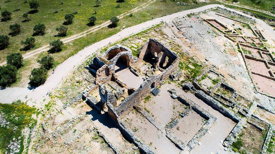 Basílica- Recópolis FOTO: Gobierno Castilla-La Mancha