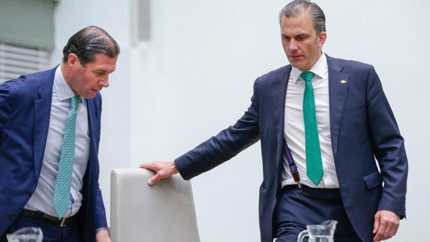 """Ortega Smith asegura que """"no está concretado"""" el papel de Vox en Madrid"""