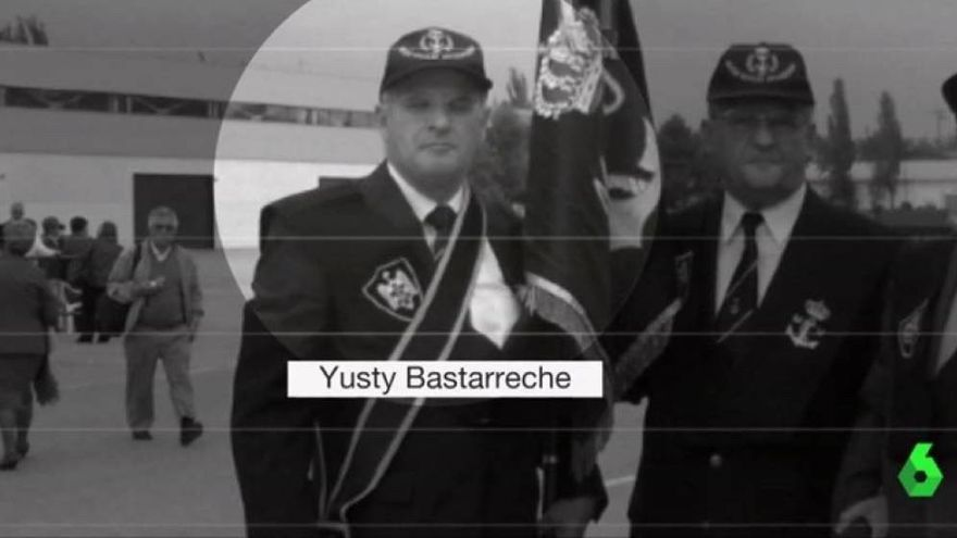 El magistrado José Yusty Bastarreche en una imagen de 'La Sexta'