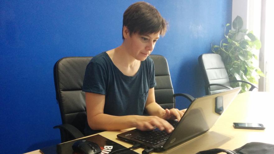 La economista y feminista Ana Pérez Orozco responde a los lectores de eldiario.es