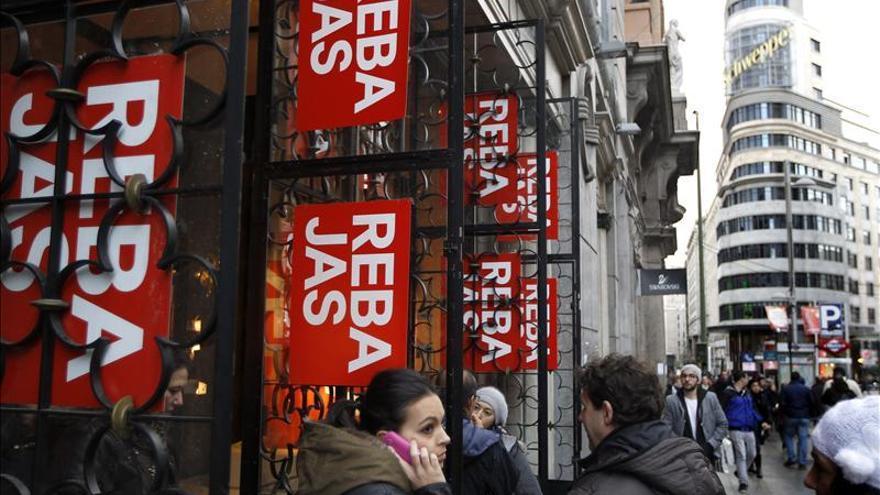 Los españoles gastarán 84 euros en las rebajas, un 5 por ciento más que el año pasado