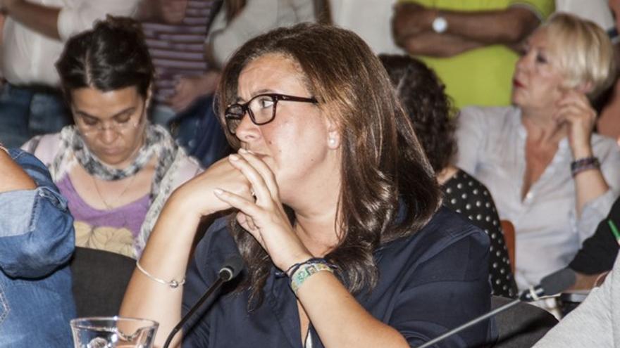 La exalcaldesa del PP de Dénia, Ana Kringe