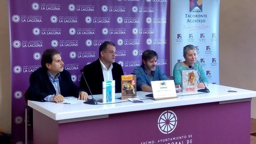 El Ayuntamiento de La Laguna informó de la presencia de Paco Roca en el Ciclo Cultura y Vino