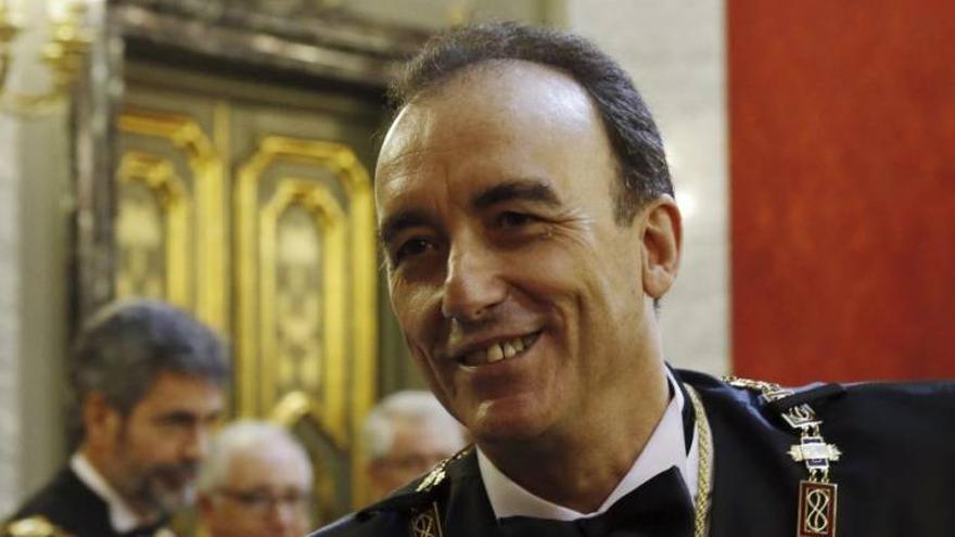 El magistrado Manuel Marchena. EFE
