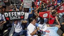 El Supremo de EEUU prohíbe a Trump suspender el programa que protege a jóvenes migrantes de la deportación