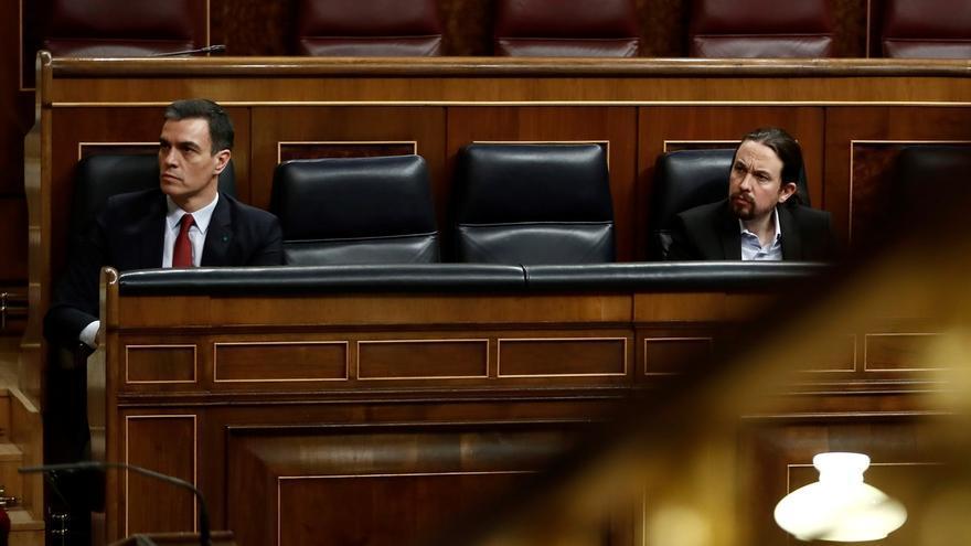 PSOE y Podemos impiden a Vox exigir los informes que avalan que Sánchez e Iglesias no hagan cuarentena