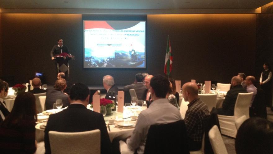 Una delegación de la SPRI visita China para apoyar a las empresas vascas
