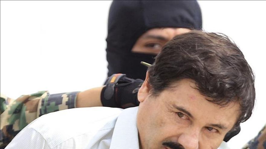 """Emiten alerta internacional por la fuga del capo Joaquín """"El Chapo"""" Guzmán"""
