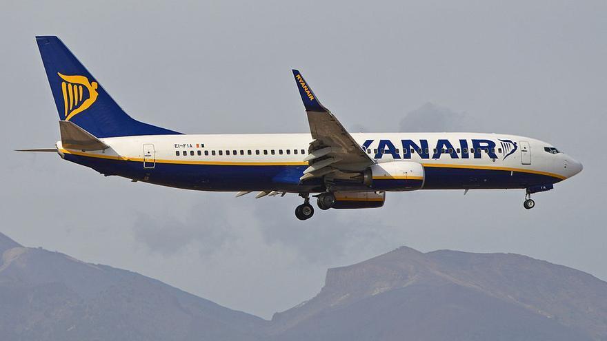 Ryanair billetes avion