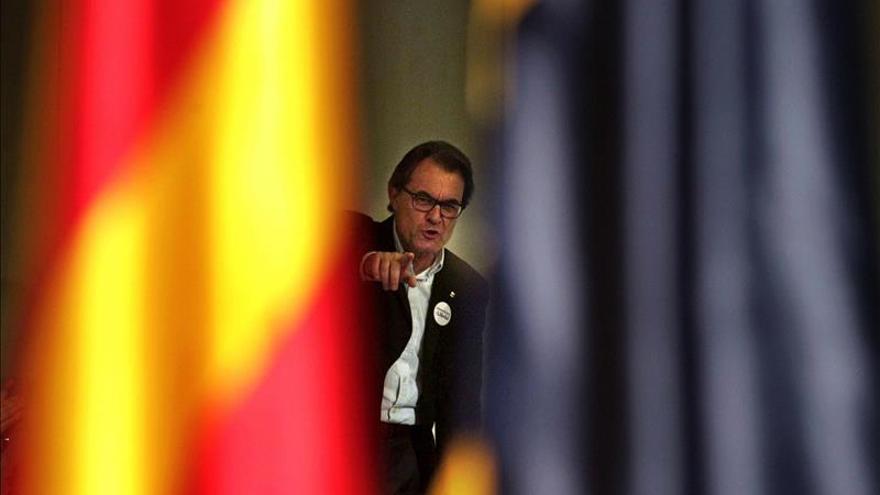 CDC no contempla un candidato alternativo a Artur Mas para una investidura