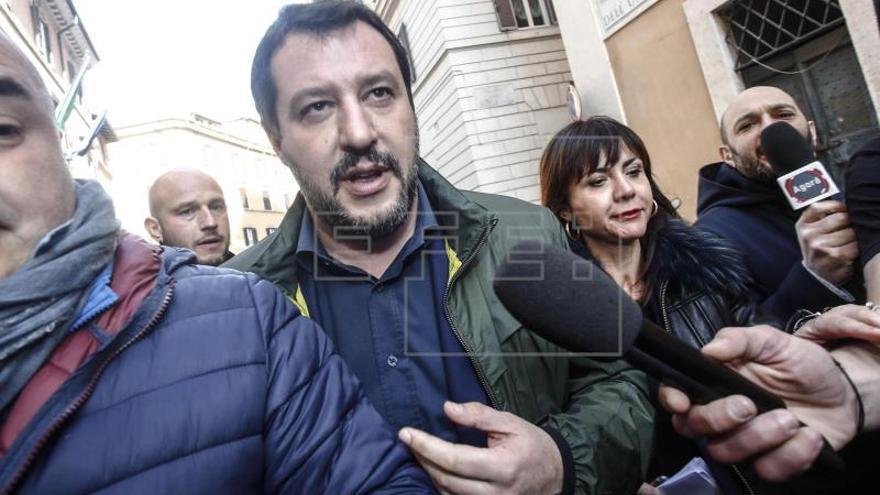 "Liga Norte espera ""tener pronto el poder"" para expulsar a migrantes ilegales"