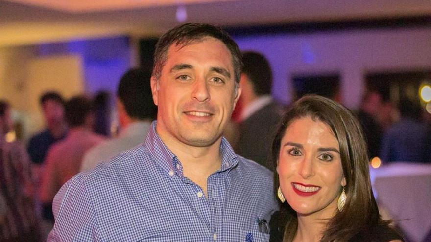 Daniel López y Erica Brescia, cofundadores de Bitnami