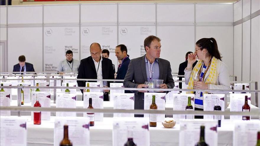 La Feria internacional del vino a granel concede la Medalla oro a un tinto español