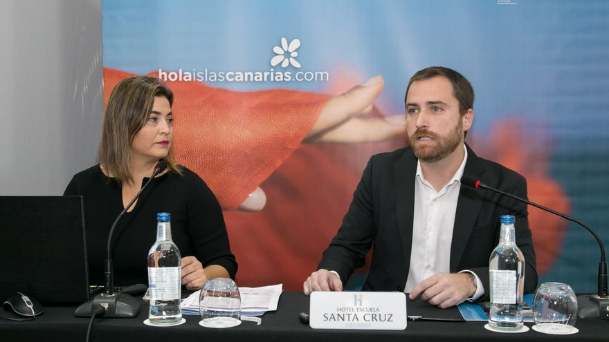 El viaje de una 'instagramer' por la naturaleza de las siete islas, nueva promoción turística de Canarias