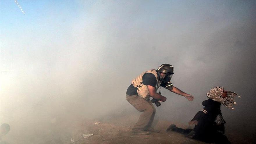 El asesinato deliberado de palestinos en Gaza es un crimen de guerra, según la ONU