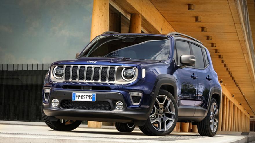 El nuevo Jeep Renegade.