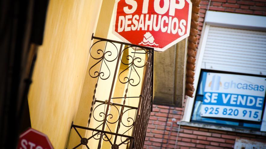 Edificio dignidad PAH Talavera Foto Julio López