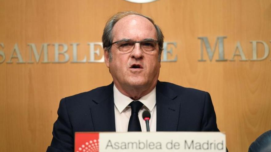 PSOE Madrid exige un pleno investidura antes de agosto para que acuda Gabilondo