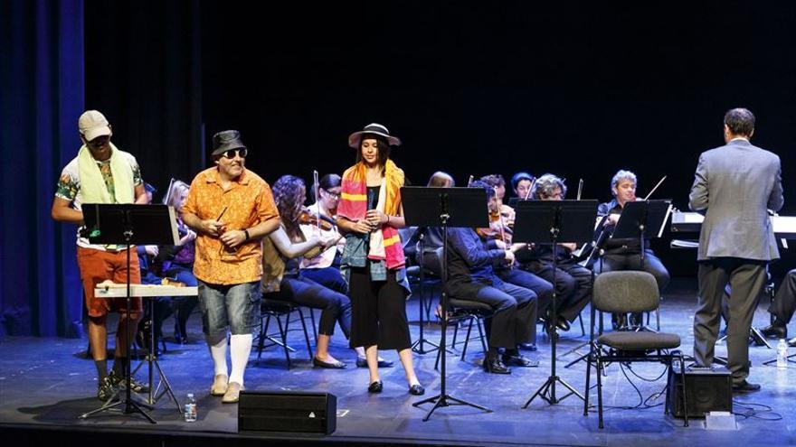 La OST lleva al Auditorio Infanta Leonor de Los Cristianos un programa entretenido y variado