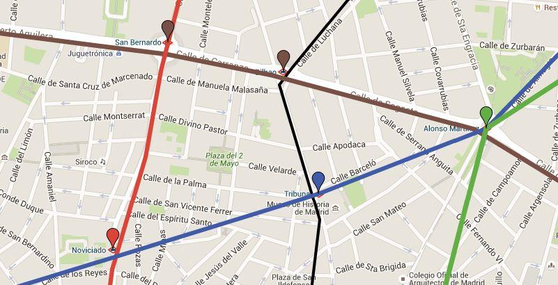 alternativas metro linea 1