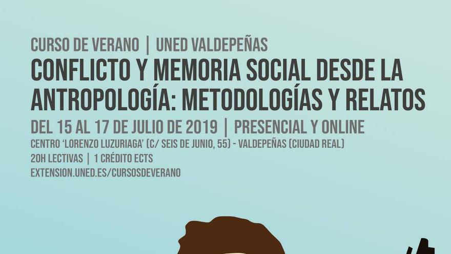 Curso verano memoria histórica UNED Valdepeñas