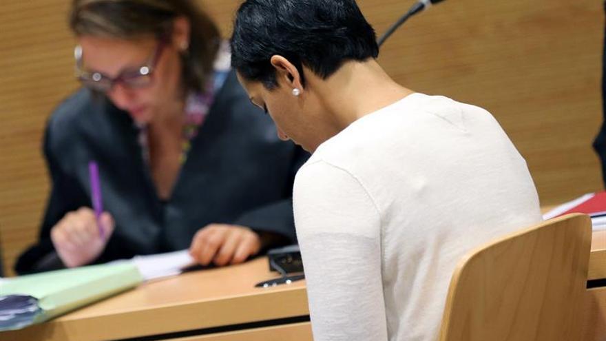 Arantxa A.M., autora confesa del crimen de Arinaga