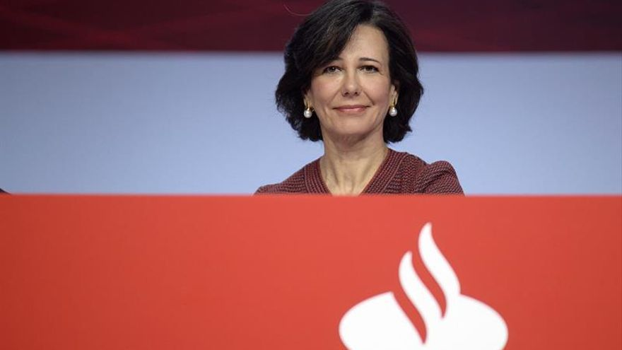 El Santander reelige mañana a Ana Botín y aprueba un dividendo opción para 2017