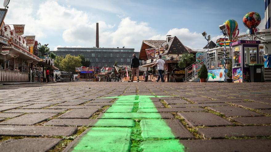 Aumentan las zonas de riesgo en las grandes ciudades de Alemania