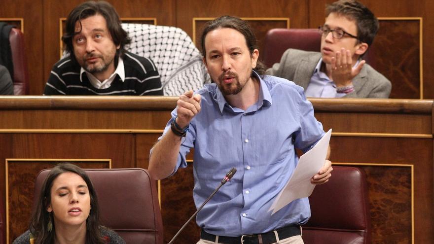 """Iglesias denuncia la """"violación del derecho internacional"""" de Trump en Jerusalén y la """"tibieza cómplice"""" del Gobierno"""