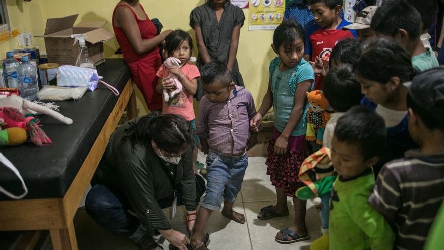 "La desnutrición infantil no da tregua en el ""Corredor Seco"" de Guatemala"