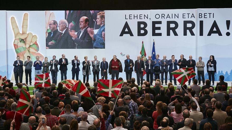 Ortuzar reclama un estado vasco, dispuesto a compartir soberanía con otros en una Europa federal