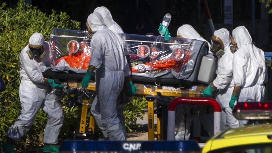 La Orden del religioso con ébola pide un dispositivo sanitario para su personal en el hospital liberiano