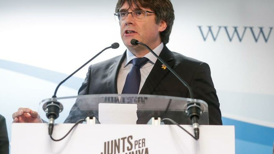 La Junta Electoral excluye a Puigdemont, Comín y Ponsatí de las europeas