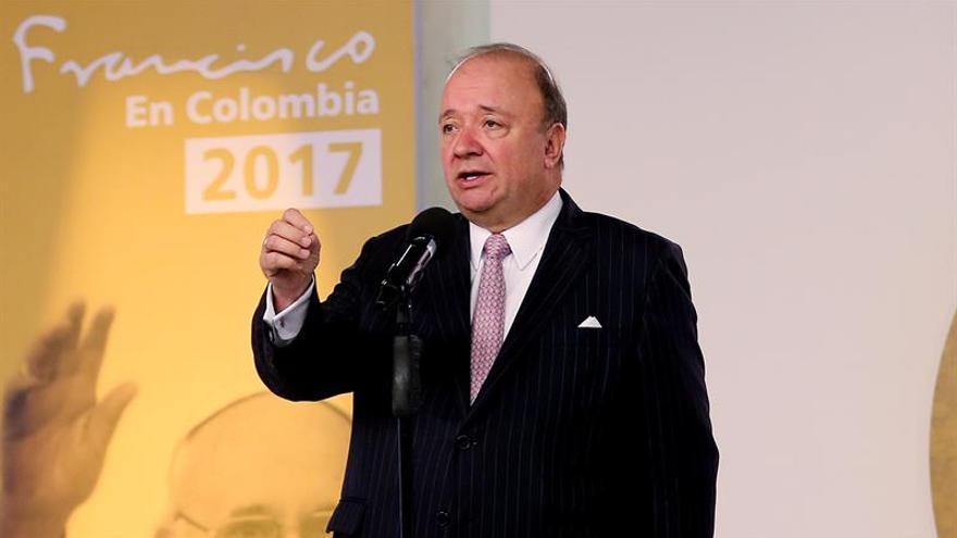 El ministro de Defensa colombiano dice a EE.UU. que no se gana solo la lucha antidrogas