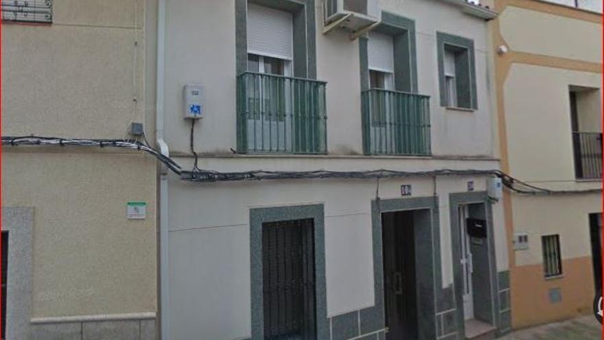 calle Escobar Arroyo la Luz Cáceres