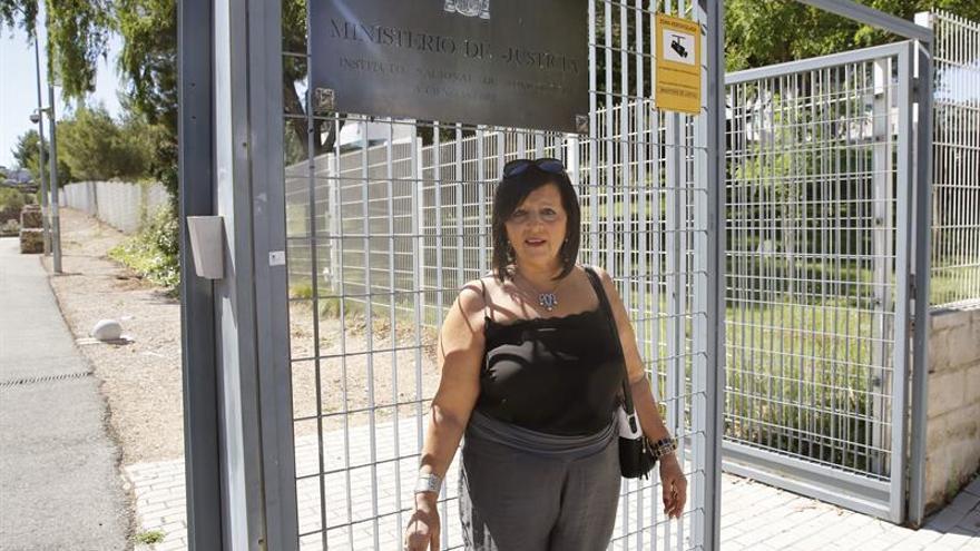 La supuesta hija de Dalí se somete en Madrid a las pruebas de ADN
