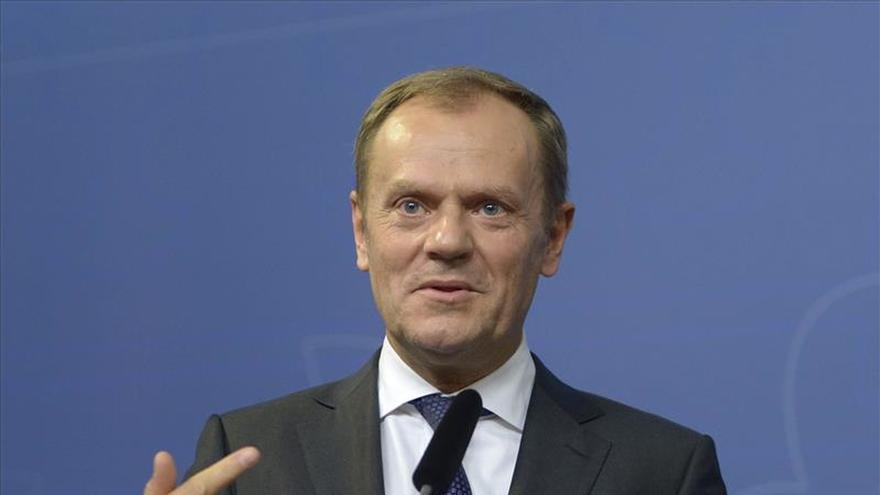 """Tusk pide a los líderes abordar cuestión británica """"sin tabúes"""" en la cumbre"""