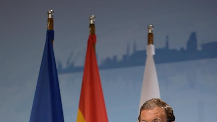"""Rajoy confía en seguir fomentando las """"intensas"""" relaciones con Rumanía"""