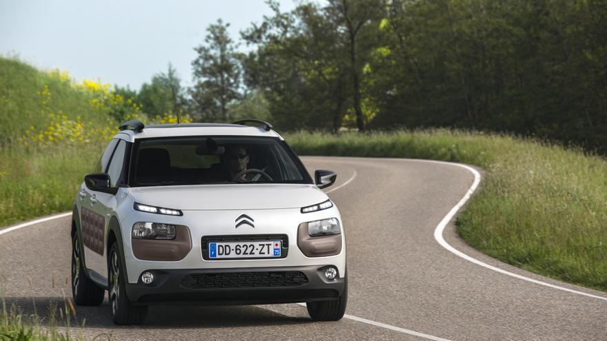 Citroën C4 Cactus, el único modelo de la marca que se produce en la planta de Villaverde.