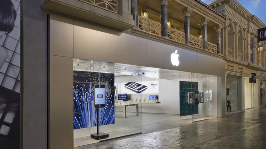 Tienda Apple Store en Berlín