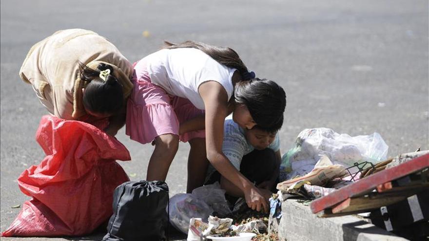 Al menos 51 niños han muerto en Guatemala por desnutrición y 2.244 peligran